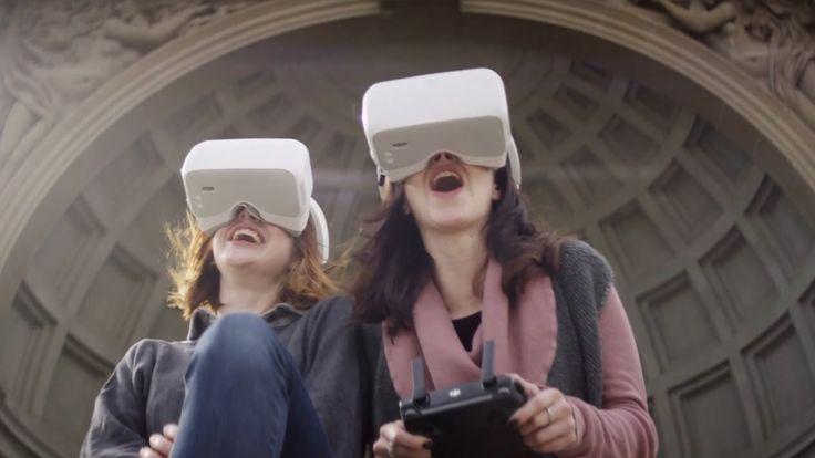 Point Barre Édition Pixel :DJI Goggles, Little Nightmares, EPFL, Puyo https://www.camerasdirect.com.au/dji-drones-osmo/dji-goggles