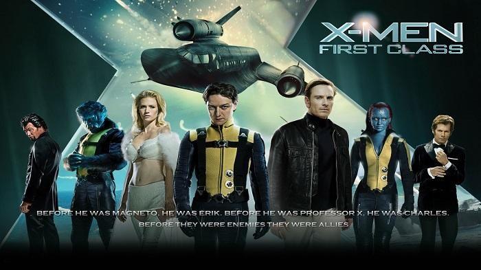 Film X-Men - Saksikan Awal Mula Perseteruan Antara Profesor X dan Magneto, Malam…