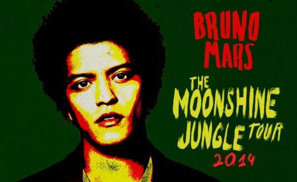 Bruno Mars announces tour dates in Hawaii