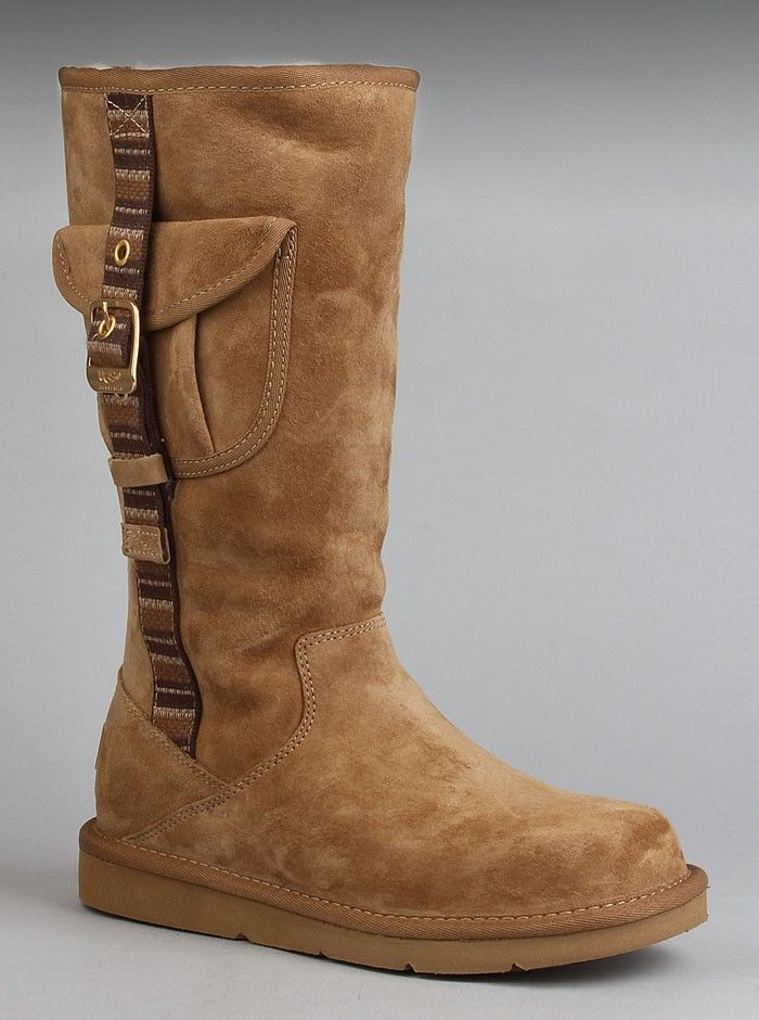 ugg boots with cargo pocket