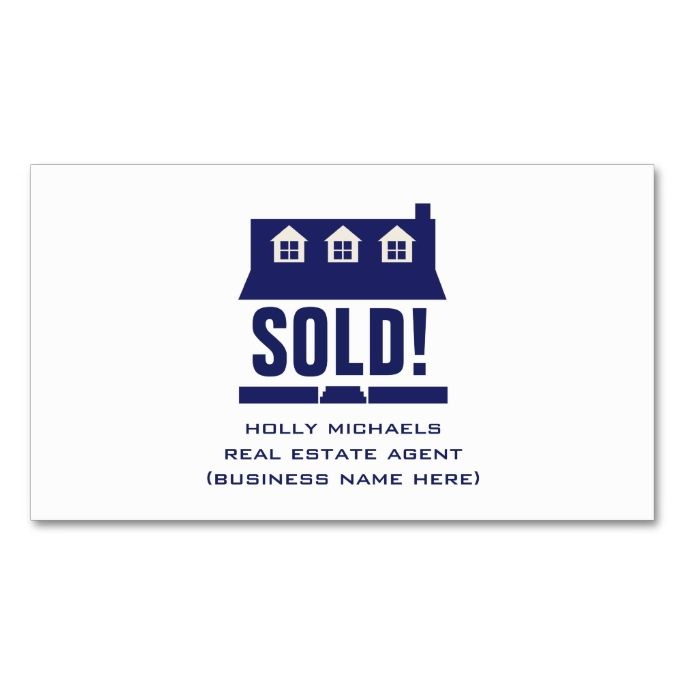 2143 best images about Real Estate Broker Business Cards