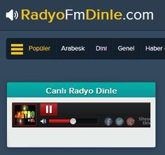 Radyo 1 - http://www.radyofmdinle.com/radyo1.html