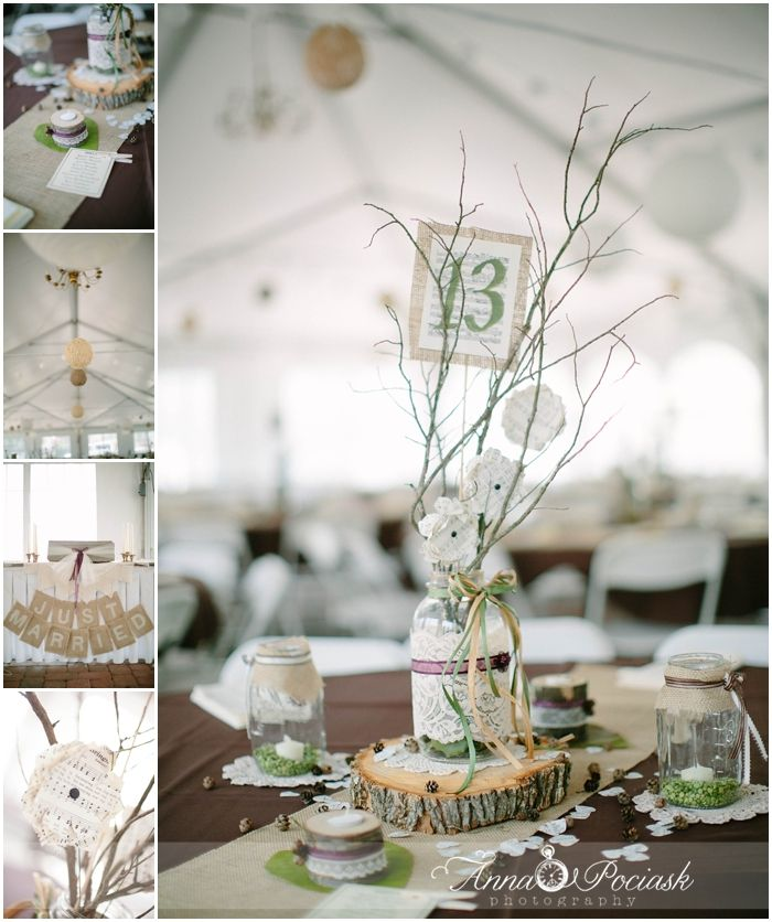 Wedding: Vintage + Vineyard Wedding - Anna Pociask Photography, LLC
