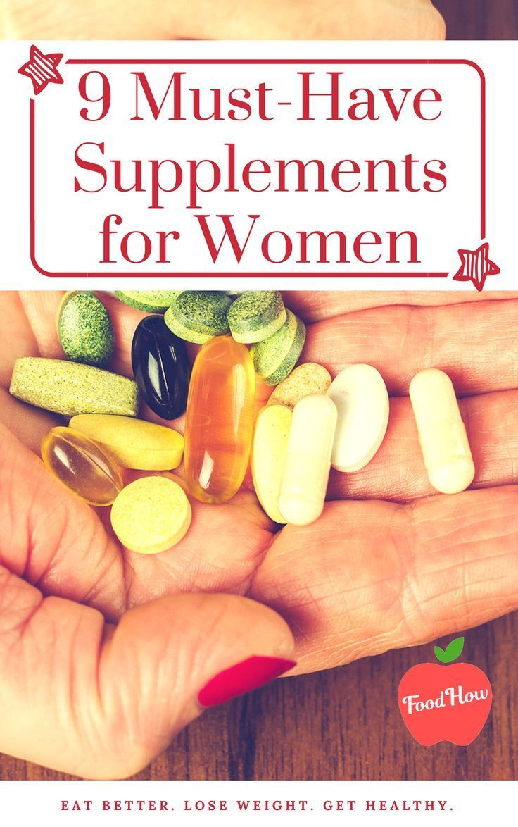 🔆 9 Must Have Supplements For Women s Health   Vitality  3bd5d5be0c