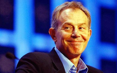 cunt Tony Blair and the 8million tax 'mystery'