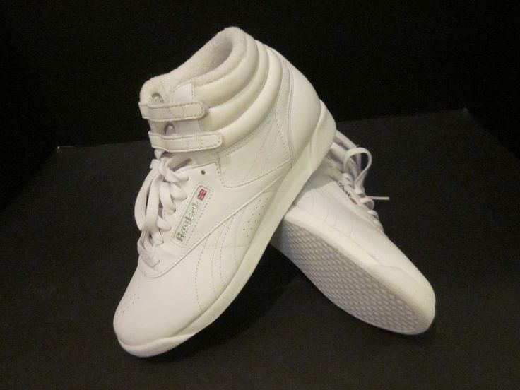 New Reebok Classic High Top White Size 9 Shoes Sneakers RB 501 TYI No Box