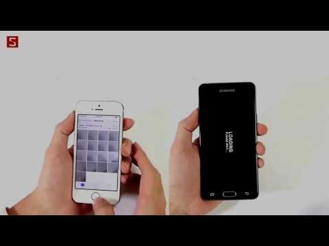 Apple iPhone 5S vs Samsung Galaxy A5