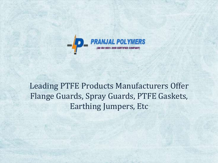 Have a look our latest video on PTFE Flange Guards