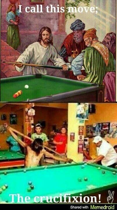 Paire billiard hustler picture and
