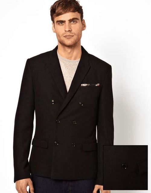 Love the selected Selected Double Breasted Blazer on Wantering | Men's Blazers | mens double breasted blazer #mensdoublebreastedblazer #mensblazer #menswear #mensstyle #mensfashion #GIF #gif #gifs #fashiongifs #selected #wantering http://www.wantering.com/mens-clothing-item/selected-double-breasted-blazer/adiUe/