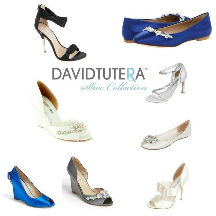Custom Made Wedding Shoes David Tutera