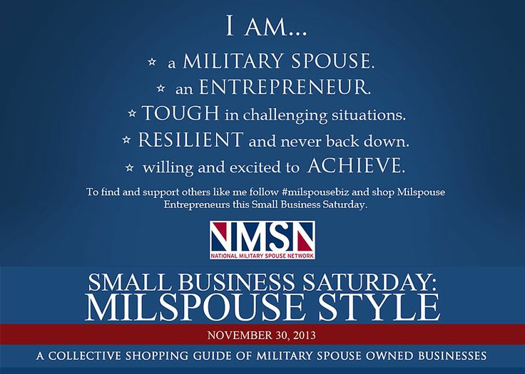 Shop small & fast, support your military by supporting the spouses who keep the home fires burning: http://issuu.com/nmsnetwork/docs/small_business_catalog_edited