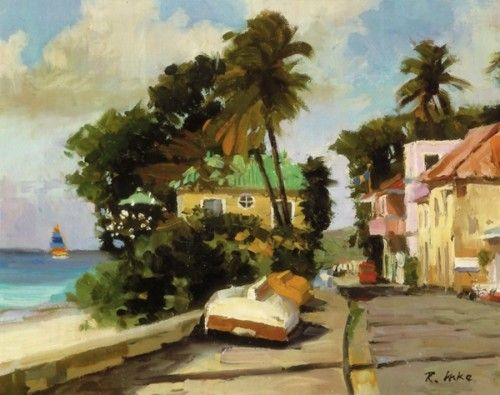Explore The Beauty Of Caribbean: 28 Best Barbados Artists Images On Pinterest