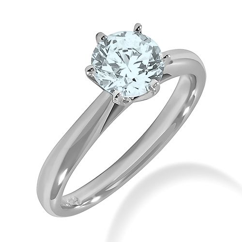 Jewelry Point - 1.25ct Round Sky-Blue Aquamarine Solitaire Engagement Ring, $599.00 (http://www.jewelrypoint.com/round-sky-blue-aquamarine-solitaire-engagement-ring/)