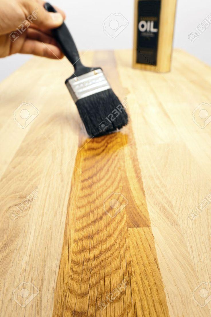Ahora tendrás tu madera como nueva con este fabuloso truco para el mantenimiento de encimera con aceite para madera – manos a la obra
