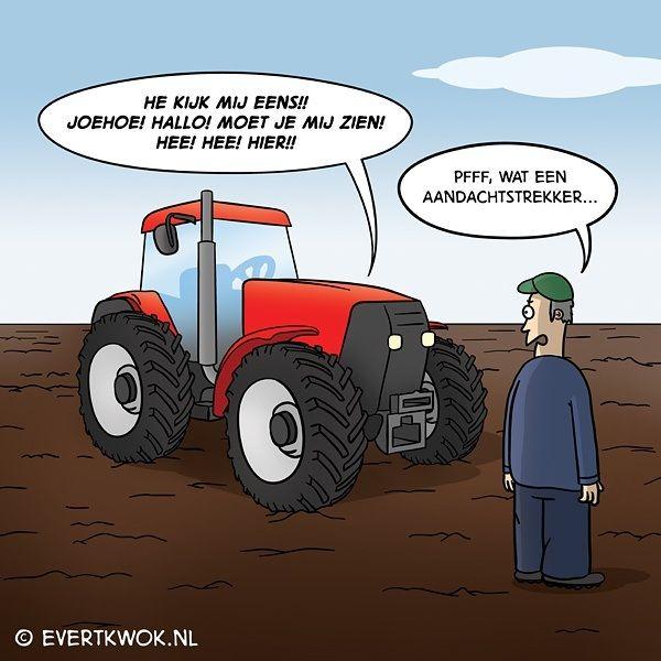 Hé kijk mij eens!! #cartoon