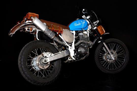 Uncle Zeb - Yamaha TT600