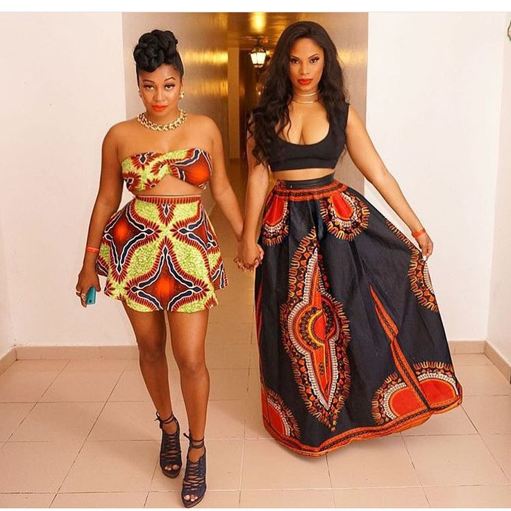 African inspired cocktail dresses