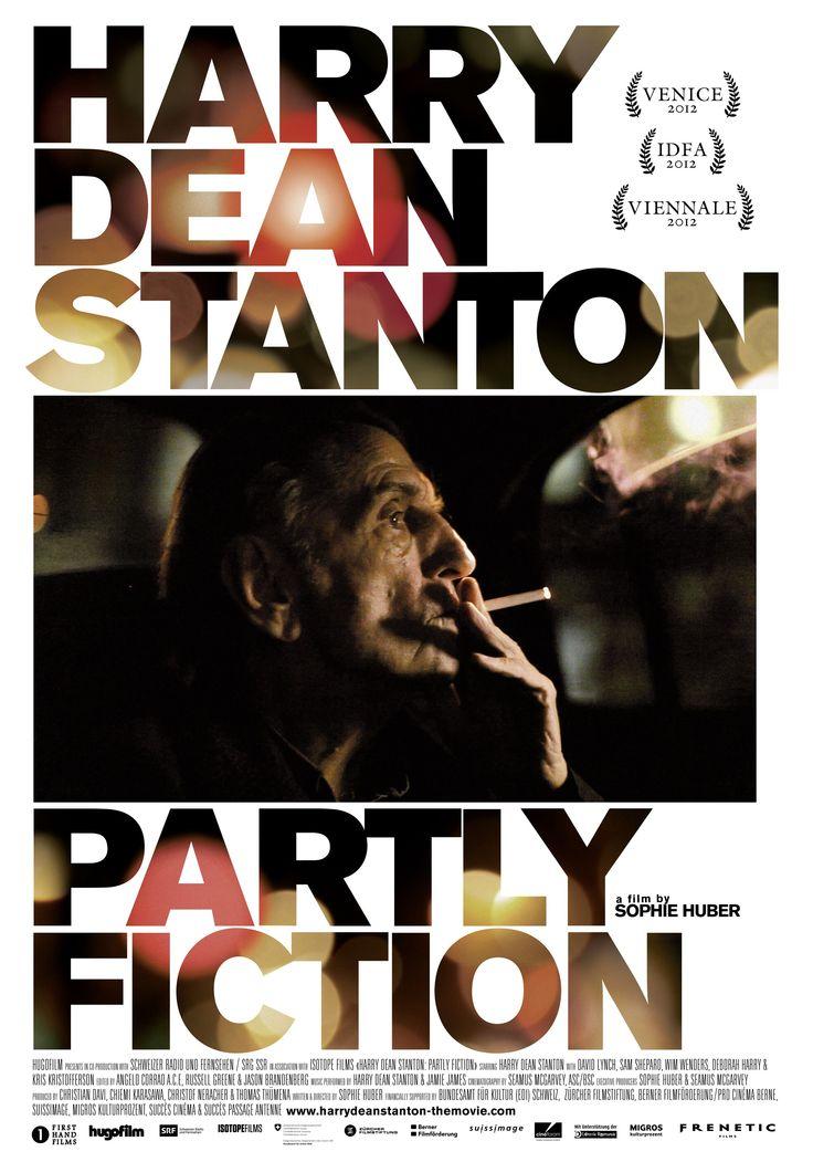 104. Harry Dean Stanton: Partly Fiction (2012)
