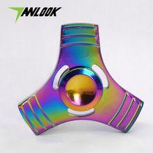 TanLook Carki Hand Spinner Finger Spiner Fidget Spinner Metal Stres Figit Top Toy Game Handspinner Figet Spinners