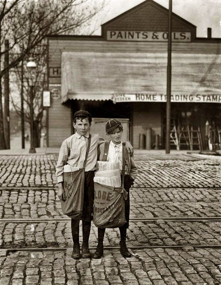 Photography by Lewis Wickes Hine