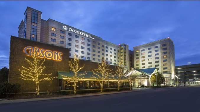 DoubleTree by Hilton Hotel Chicago O'Hare Airport - Rosemont, IL - Hotel Exterior | IL 60018