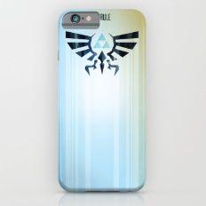 THE LEGEND OF ZELDA LINK TRIFORCE LOGO Slim Case iPhone 6s