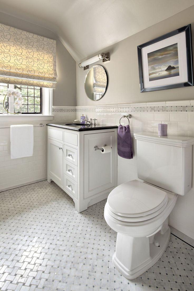 174 best small bathroom style images on pinterest bathroom ideas