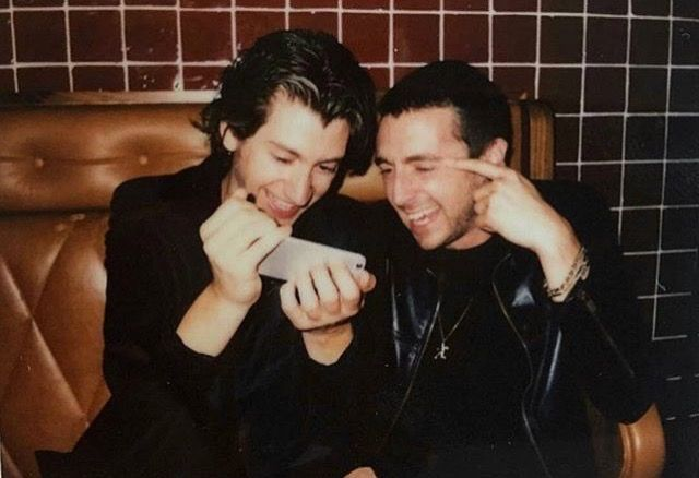 Alex and Miles