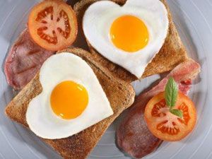 топик немецкий язык завтрак