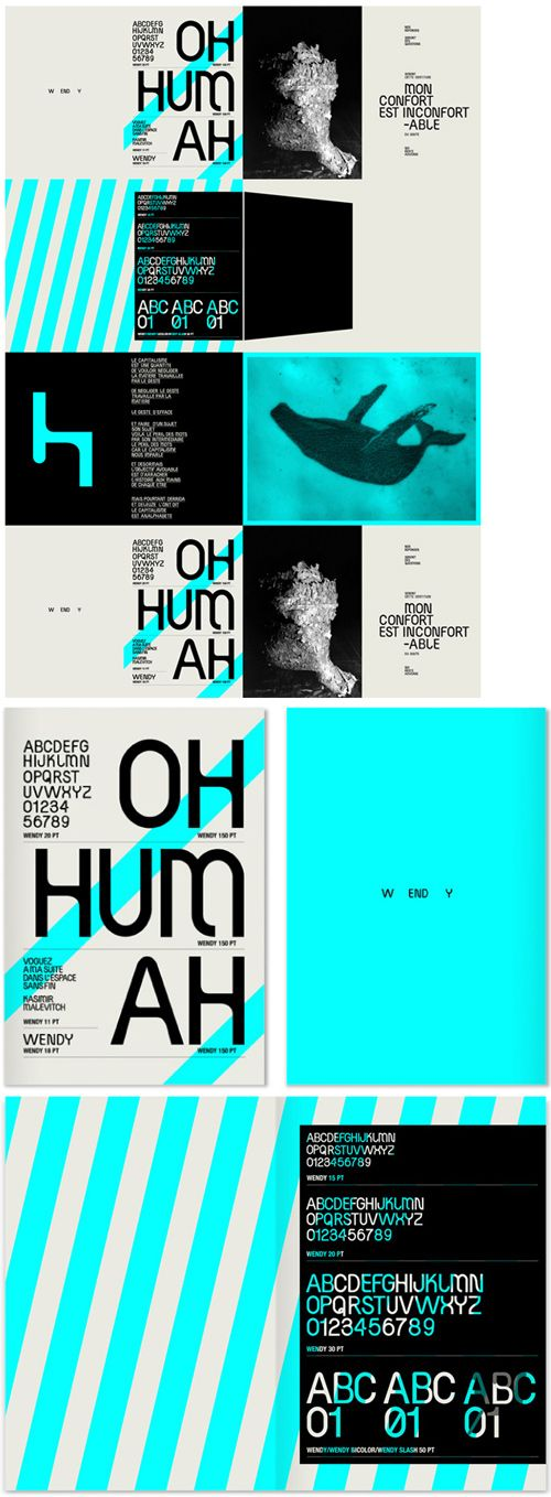 Oh Hum Ah | My Name is Wendy | #Editorial #Layout