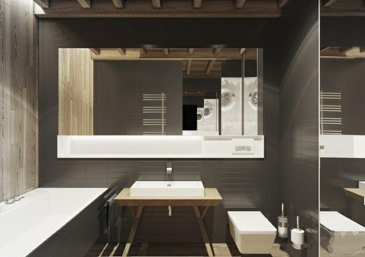 Дизайн проект квартиры художницы
