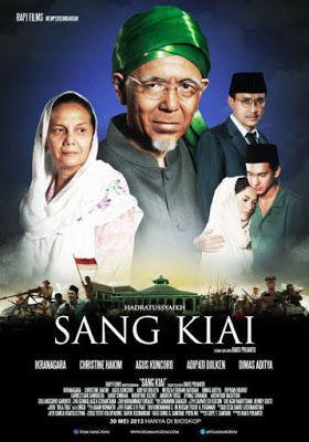 Poster Film Sang Kiai