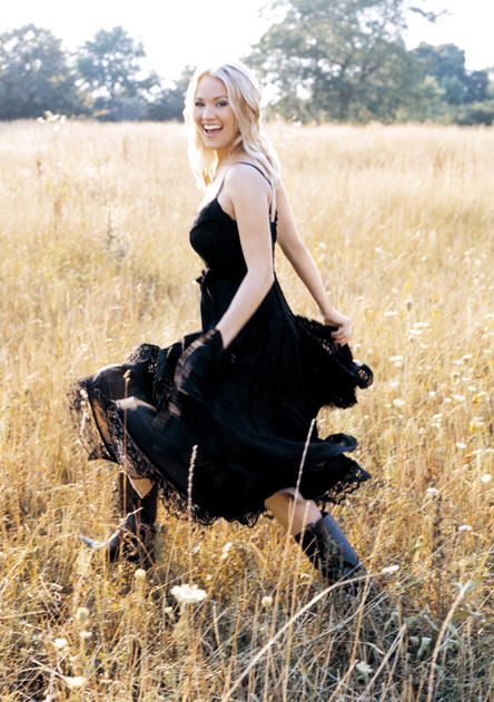 Country Girl Carrie Is Beautiful Beautiful People In