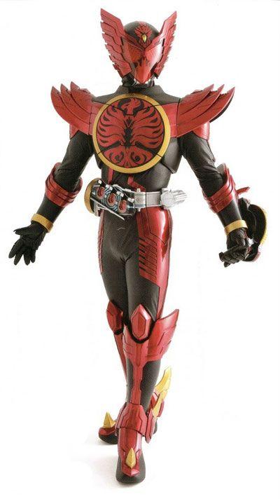 Kamen Rider... if only :(