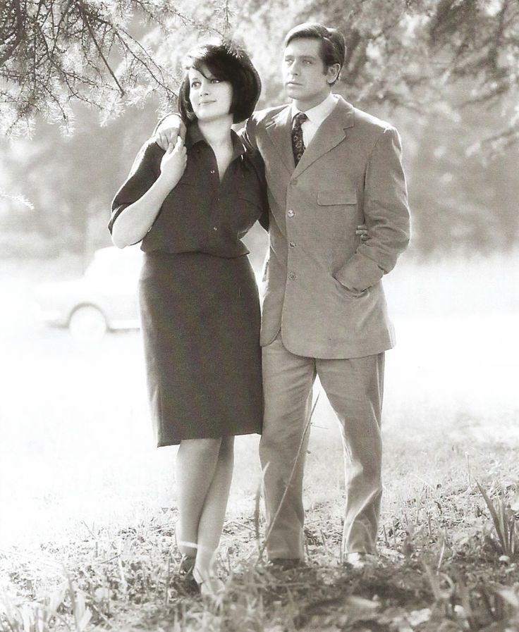Mina and Corrado Pani