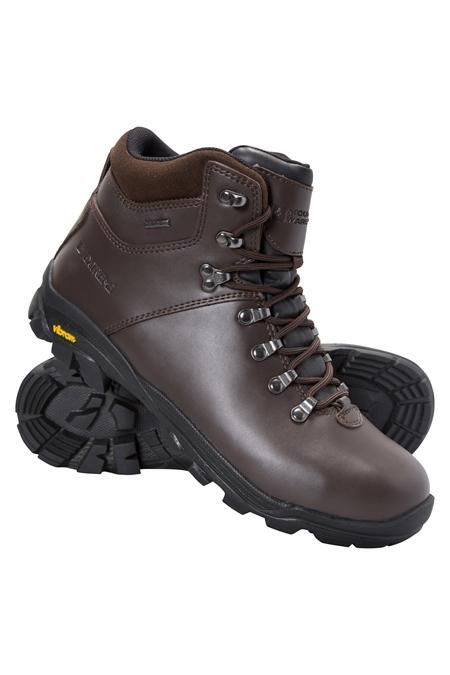 Brecon Mens Waterproof Vibram Boots