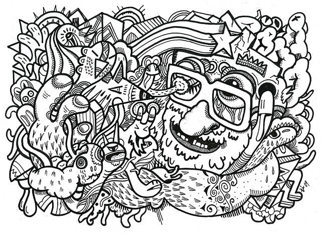 316 Best Trippy Psychedelic Coloring Pages Images On