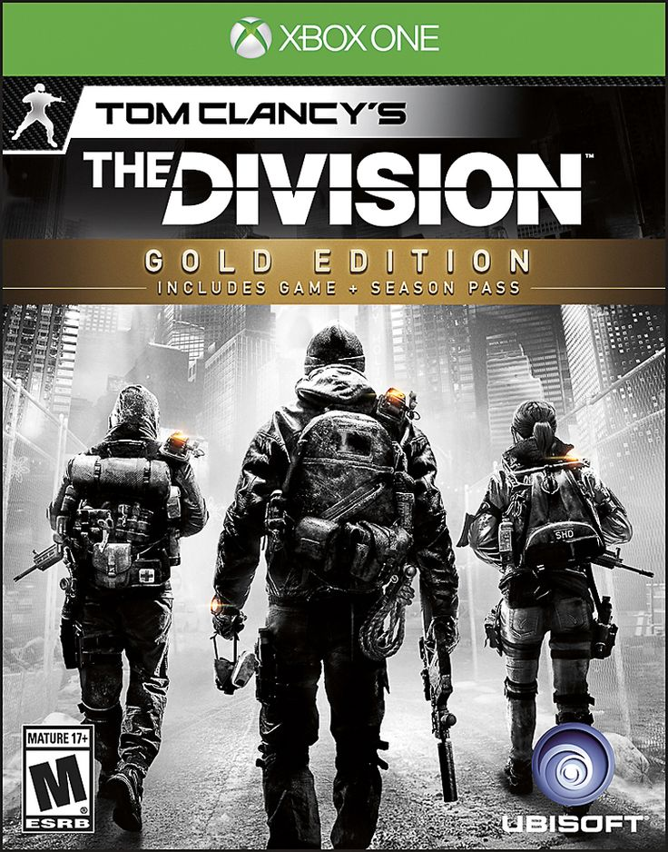 Tom Clancy's The Division Gold Edition - Xbox One, Multi