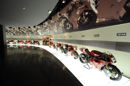 Ducati Museum | Bologna, Italy