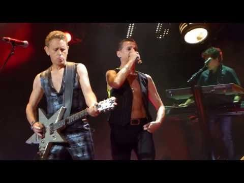 2013 09 28 Depeche Mode @ Staples - Barrel of a Gun - YouTube (one of my favourites this tour!)
