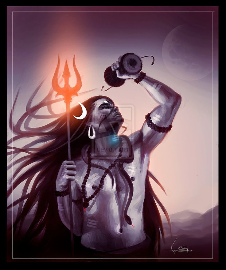 Latesr Lord Shiva Angry Wallpapers for free download