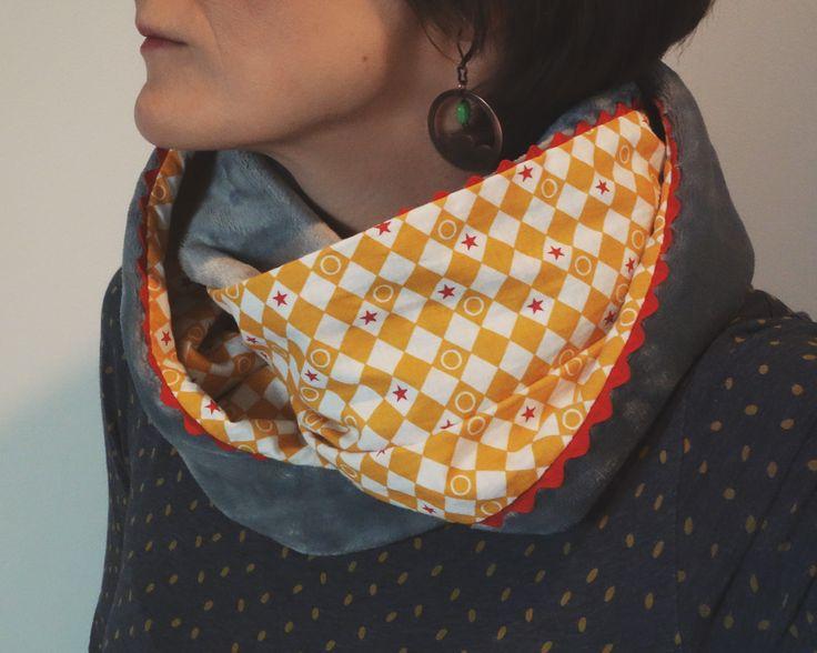 Tutoriel SNOOD | couture in folk