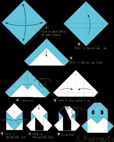 "easy origami for kids - ""Google"" paieška"