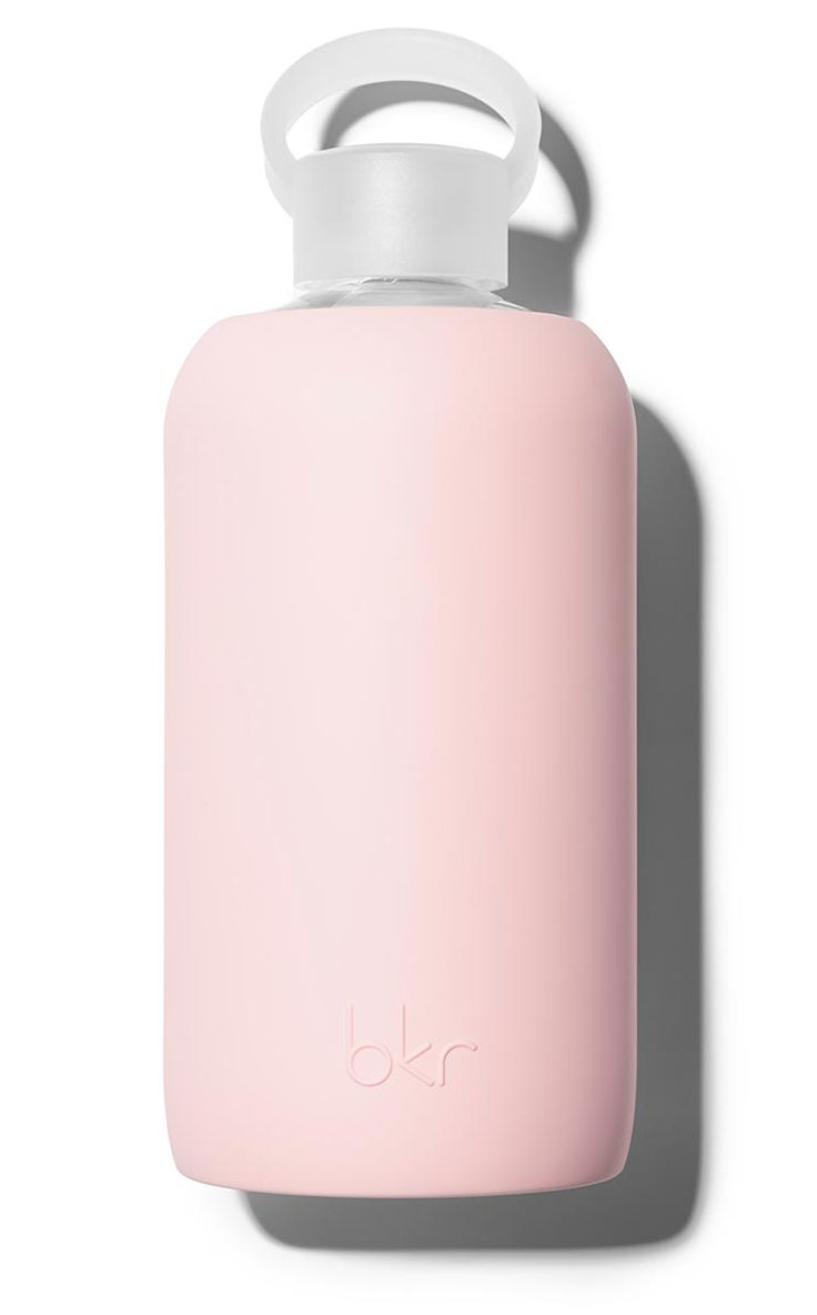 Oh lala! Perfect blush pink BKR water bottle!