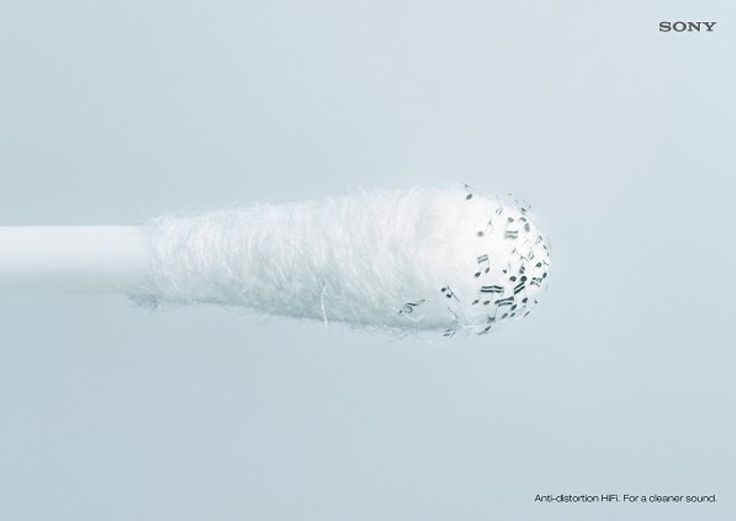 I love sony Ads.... Definitely will be using this method in my designs... coming soon...