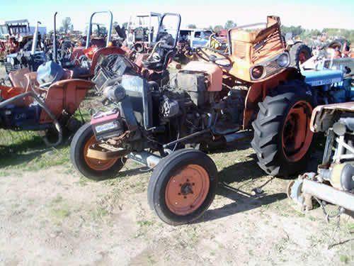 Kubota L245 Tractor Parts : Best images about kubota ag equipment on pinterest
