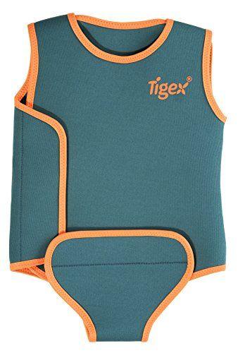 Tigex 80834139 - Traje neopreno UV UPF50 (0 - 12 meses)