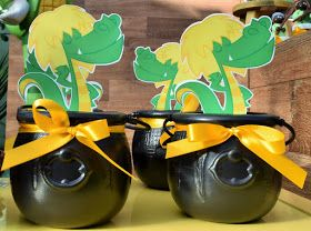 Encontrando Ideias: Festa Sitio do Pica Pau Amarelo!!