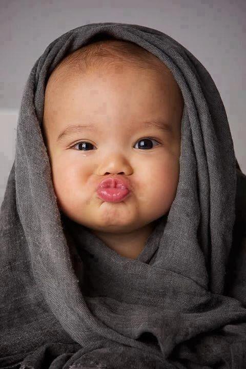 Un petit bisou...
